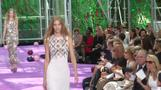 Flemish painters inspire Raf Simmons for Dior Couture collection