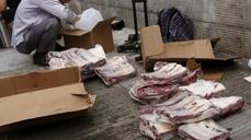 China's underground meat-smuggling trade