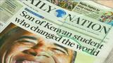 "Kenya prepares to welcome Obama ""back home"""