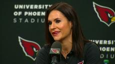 Arizona Cardinals hire NFL's first female coach