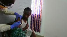 WHO: Ebola vaccine trials promising