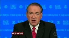 Huckabee defends gas chamber reference on Iran deal