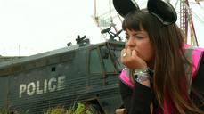 "Banksy's ""Dismaland"" theme park opens"