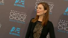Actress Julianne Moore seeks to pull Confederate name from Virginia school