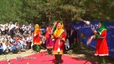 Afghan circus lifts spirits