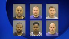 First hearing for officers accused in Freddie Gray's death