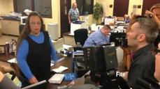 Kentucky clerk found in contempt