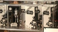 'Star Wars: The Force Awakens' toys hit Tokyo