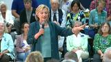Clinton says Obama administration decision on Keystone pipeline overdue