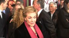British actress Julie Andrews turns 80