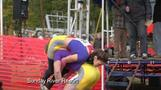 North American Wife Carrying Competition crowns new winners