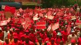 Protesters bring Johannesburg to standstill