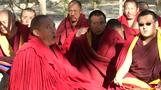 Tibet's fragile peace