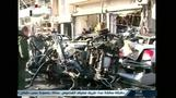 Double bomb attack targets Homs