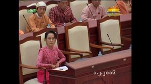 Suu Kyi's party to form Myanmar government
