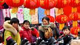 China piles money into banks for New Year