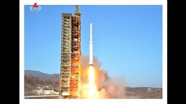 朝鲜宣布成功发射卫星