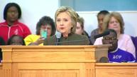 Clinton: Flint water crisis is