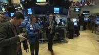 Stocks drop on global growth worries