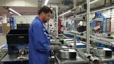German data raises doubts over euro zone