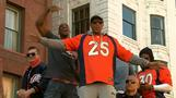 Denver celebrates its Super Bowl champs