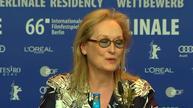 Meryl Streep for inclusion as Berlinale jury head