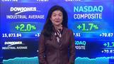 NY株反発、石油株や金融株の上昇で(12日)