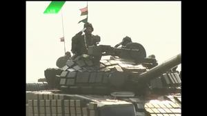 Myanmar troops commemorate Armed Forces Day