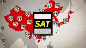 Reuse and abuse: How Asia's test-prep centers game the SAT
