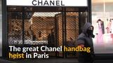 The great Chanel handbag heist