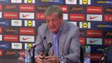 Hodgson names England's Euro squad