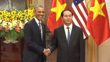 美国将完全解除对越南武器禁运