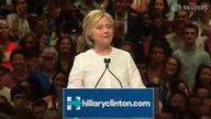 希拉里宣称赢得民主党总统候选人提名战