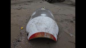 Suspected North Korean rocket debris found in Japan
