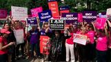 Emotional reactions after Supreme Court strikes down Texas abortion law