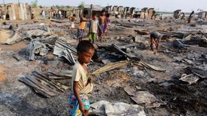 EXCLUSIVE: U.S. adds Myanmar to trafficking blacklist