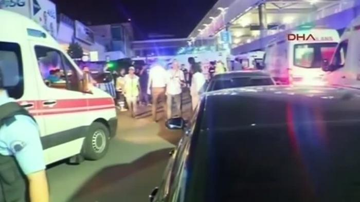 Deadly explosions hit main airport in Istanbul