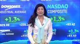 NY株3日続伸、英中銀総裁の追加緩和示唆が追い風(30日)