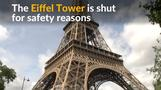 Eiffel Tower shut after Euro 2016 fan zone violence