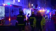 One killed, nearly a dozen injured in Germany blast