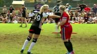 A champion is named at the Quidditch World Cup