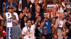 Democratic convention opens to boos, protest signs