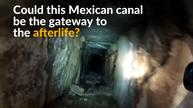 Canal found under Mayan temple believed to be gateway to afterlife