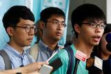 Hong Kong student activists sentenced