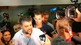 Pulled from flight, U.S. swimmers assist Brazilian police in robbery probe