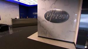 Pfizer buys antibiotics business