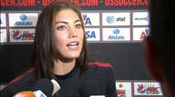 Hope Solo suspended again