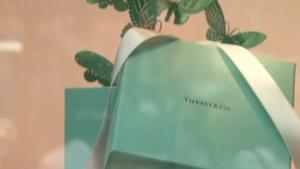 Tiffany price hikes boost results