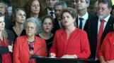 Brazil's Rousseff ousted by Senate, Temer sworn in