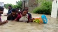 Incessant rains flood Andhra Pradesh
